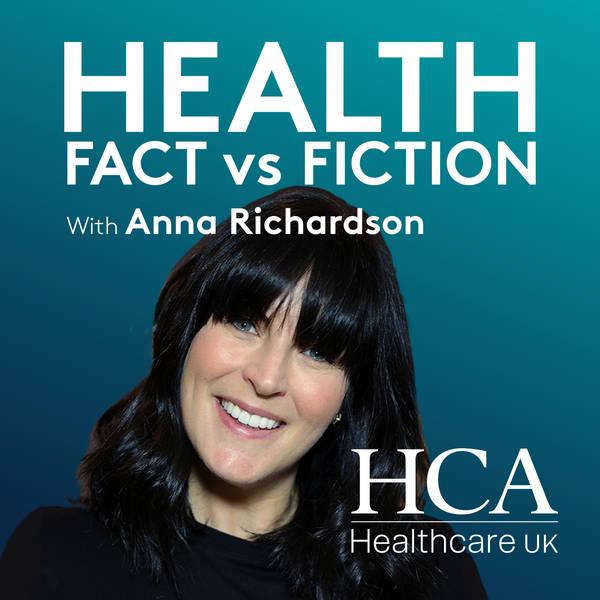 Health Fact vs Fiction with Anna Richardson image
