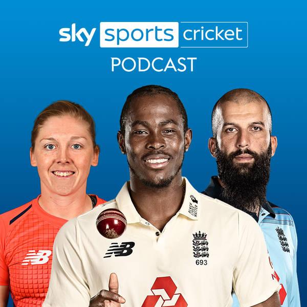 Sky Sports Cricket Podcast image