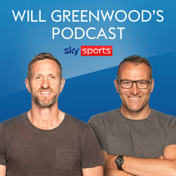 Will Greenwood's Rugby Podcast image