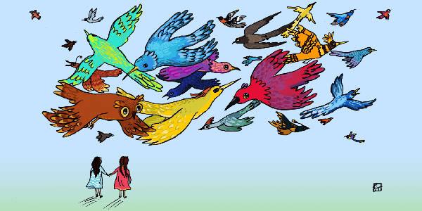 'The Friendship Orchard'   feat. Susan Stamberg and Linda Wertheimer