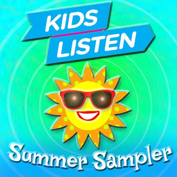 Kids Listen Road Trip Mixtape