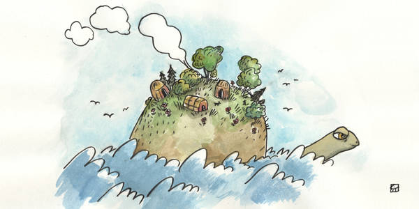 'Turtle Island' | feat. 'The Punies' and 'Earth Ranger Emma'