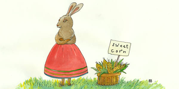 Encore: Sweet Corn and Clever Rabbit