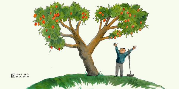 Shortie: 'The Money Tree'