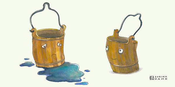 Shortie: The Leaky Bucket