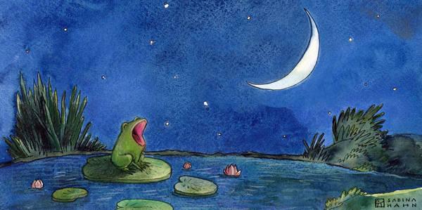 Little Frog's Big Voice feat. Alex Brightman & Dyllón Burnside