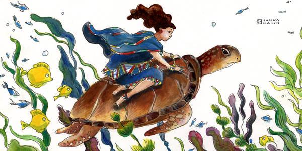 She Tells Seashells feat. Joaquina Kalukango