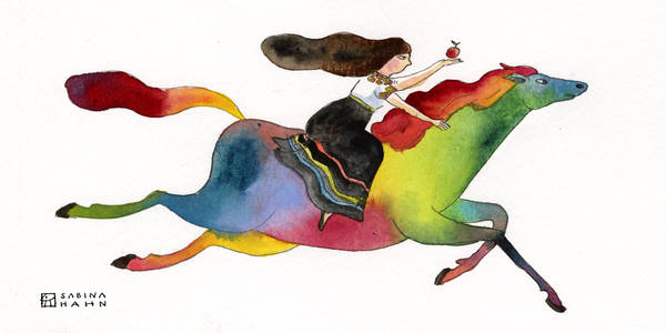 The Horse of a Different Color feat. Christina Anthony & Lindsay Mendez