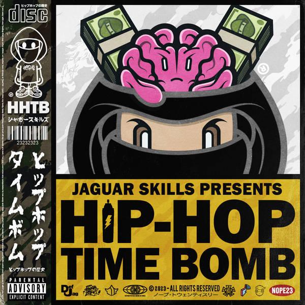 Jaguar Skills : Hip-Hop Time Bomb image