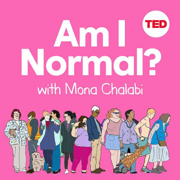 Am I Normal? with Mona Chalabi image
