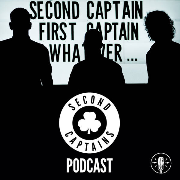 The Second Captains Podcast image