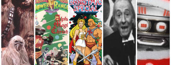 Episode 15: Weird Christmas TV specials (The 12 Days of Geekmas)