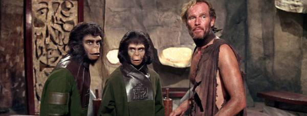 Episode 28: Planet of the Apes