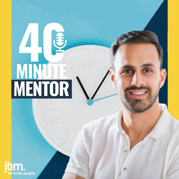 40 Minute Mentor image