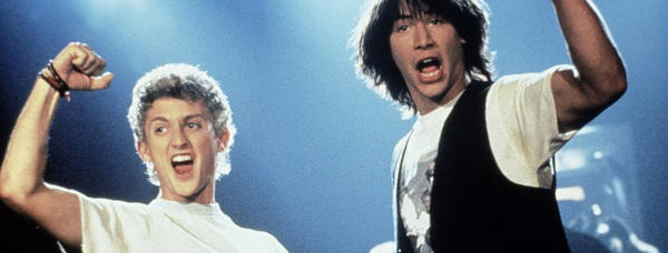 Episode 76: Bill and Ted (with Ed Solomon)