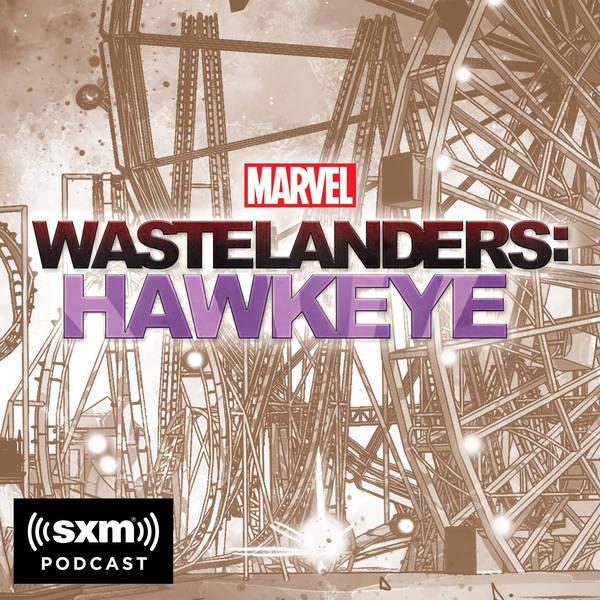 Marvel's Wastelanders: Hawkeye image