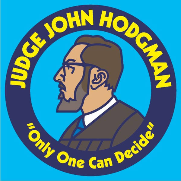 Judge John Hodgman image