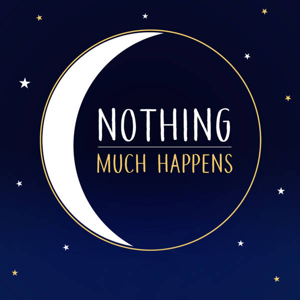 Nothing much happens; bedtime stories to help you sleep image