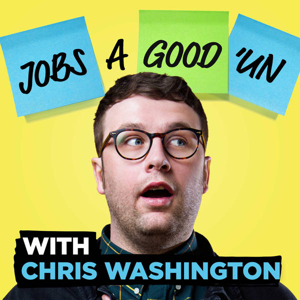 Job's a Good 'un with Chris Washington image