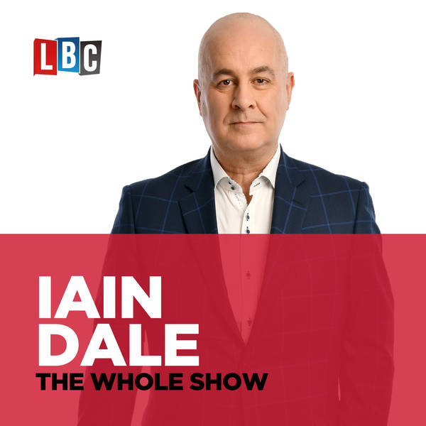 Iain Dale - The Whole Show image