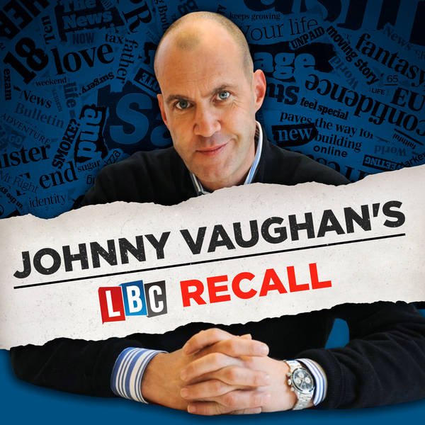 Johnny Vaughan's LBC Recall image