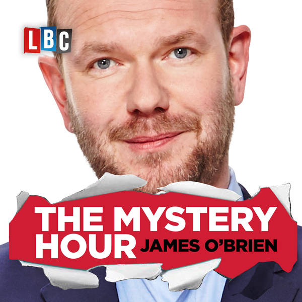 James O'Brien's Mystery Hour image