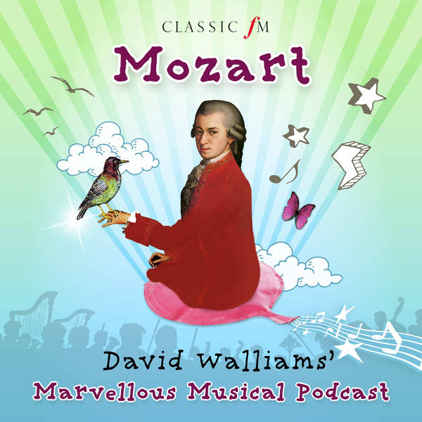 Episode 1: Wolfgang Amadeus Mozart