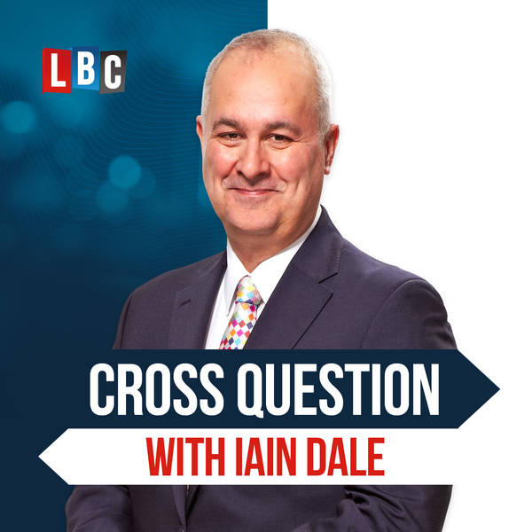 Cross Question with Iain Dale image