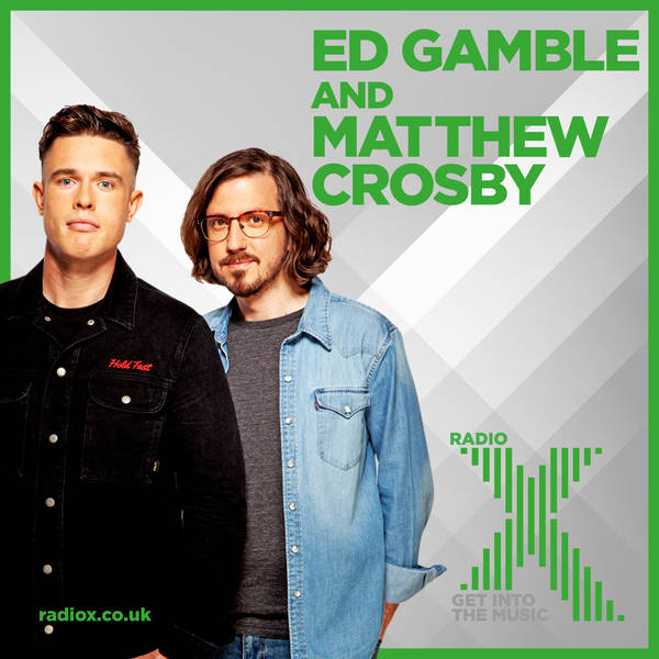 Ed Gamble & Matthew Crosby on Radio X image