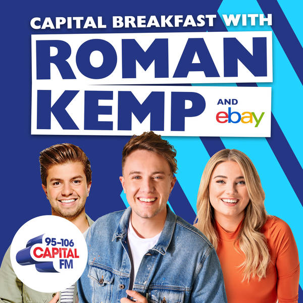 Capital Breakfast with Roman Kemp: The Podcast image