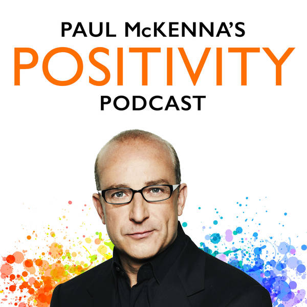 Paul McKenna's Positivity Podcast image