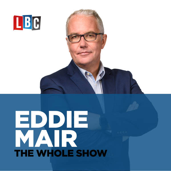 Eddie Mair - The Whole Show image
