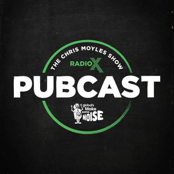 The Chris Moyles Show Pubcast for Global's Make Some Noise 2019