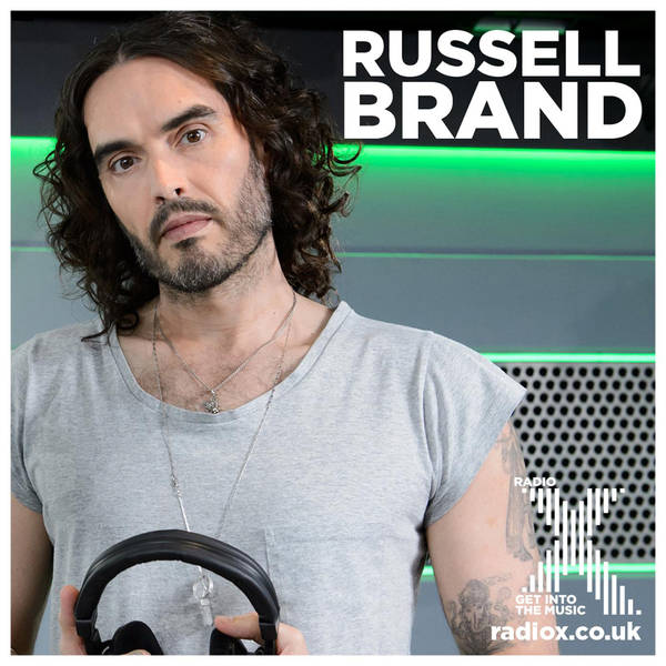 Russell Brand on Radio X Podcast image