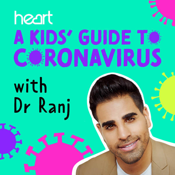 Dr Ranj Answers Kid's Coronavirus Questions
