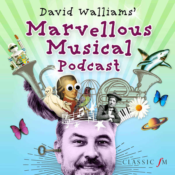 David Walliams' Marvellous Musical Podcast image