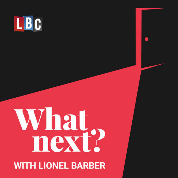 What Next? with Lionel Barber image