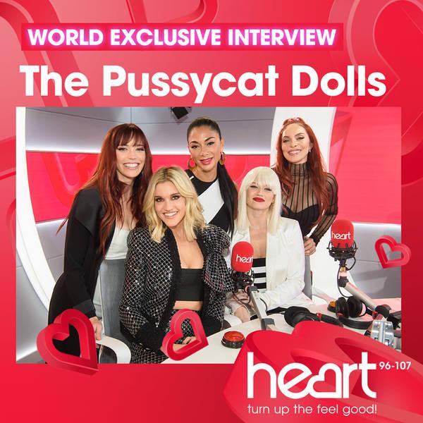 The Pussycat Dolls Reunion Interview on Heart Breakfast
