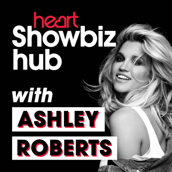 Heart Showbiz Hub with Ashley Roberts