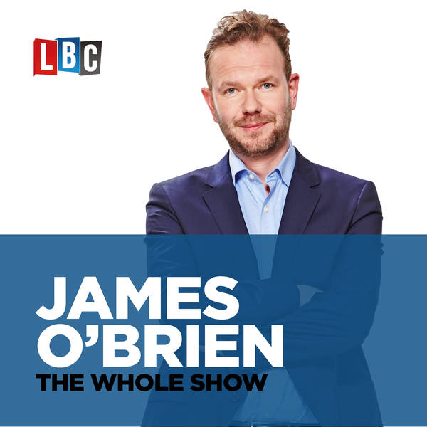 James O'Brien - The Whole Show image