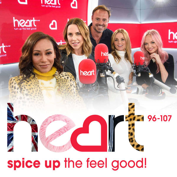 Spice Girls Reunion Podcast image