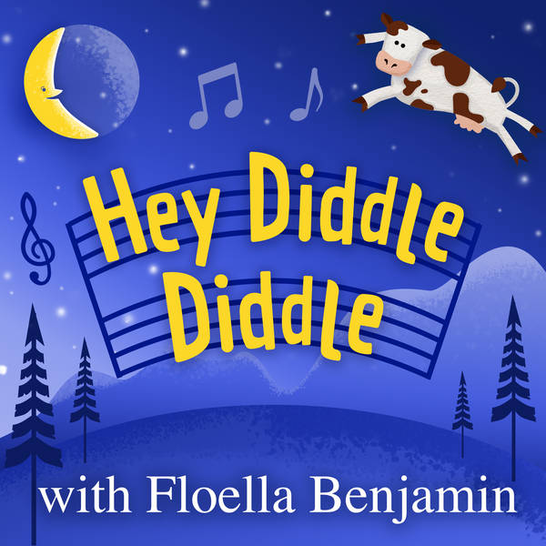 Hey Diddle Diddle with Floella Benjamin image