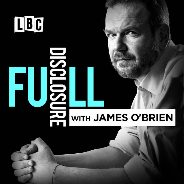 Full Disclosure with James O'Brien image