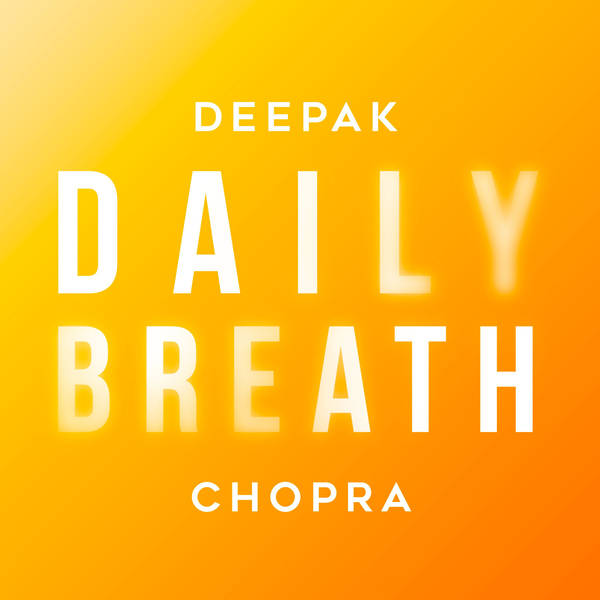 Daily Breath with Deepak Chopra image