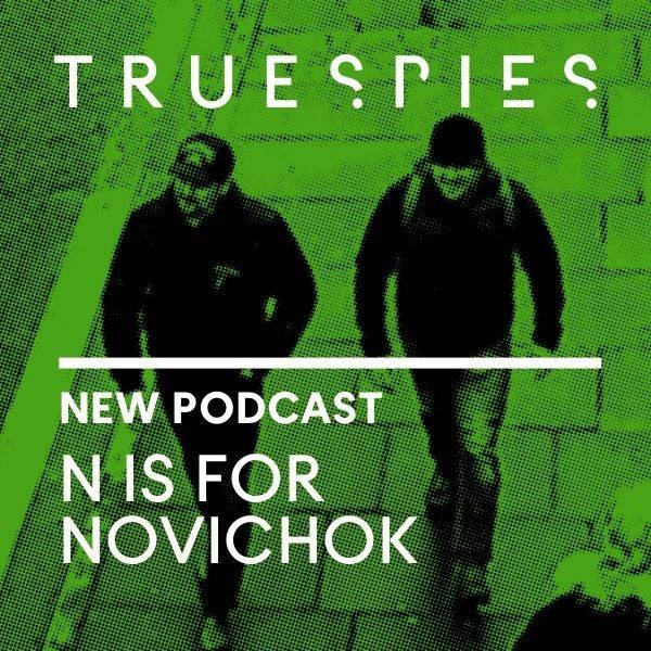 N Is For Novichok