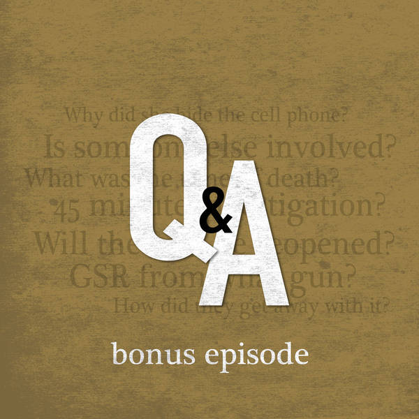 Q&A | 07.18.19