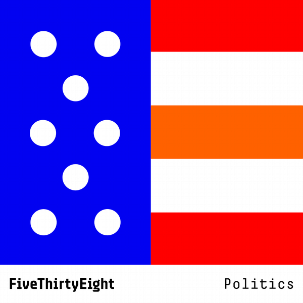 FiveThirtyEight Politics image