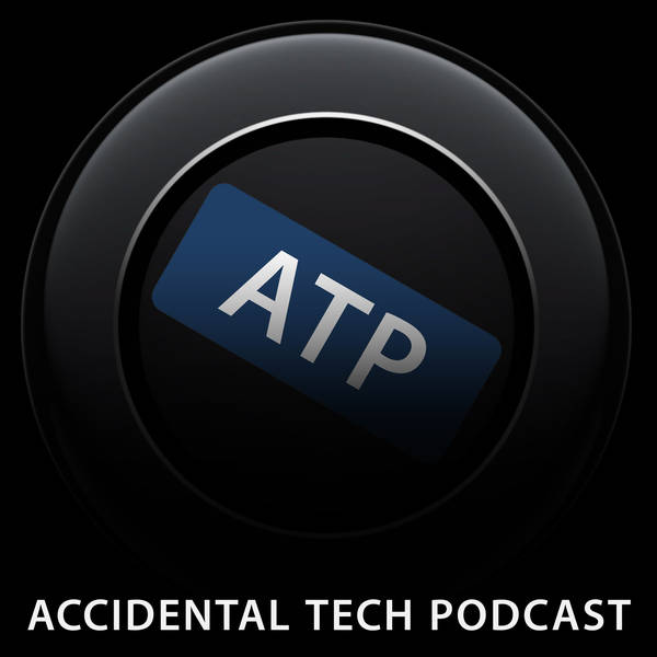 Accidental Tech Podcast image