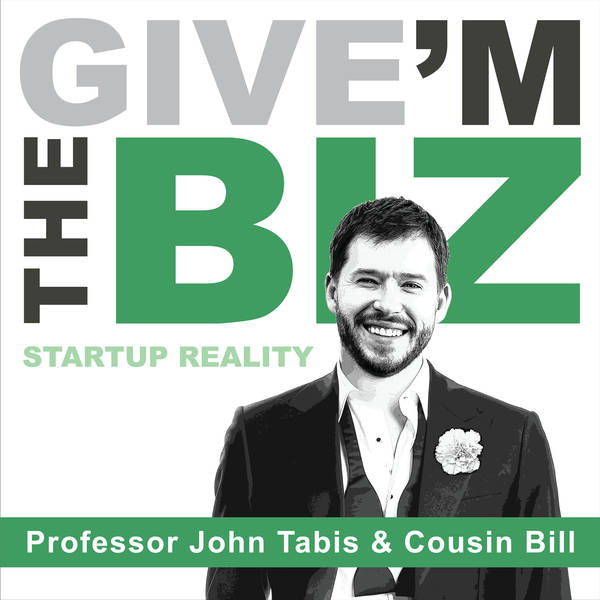 Give 'M The Biz with John Tabis image