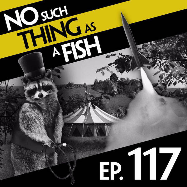 117: No Such Thing As Dr No Teeth